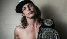 Grue's Celebrity Picks: Matthew Riddle, UFC/MMA/Pro Wrestling star!