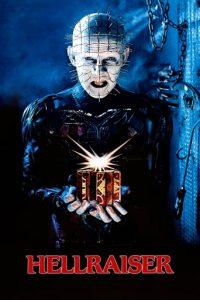 "Poster for the movie ""Hellraiser"""