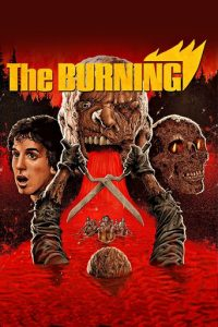 "Poster for the movie ""The Burning"""