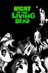 "Poster for the movie ""Night of the Living Dead"""
