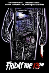 "Poster for the movie ""Friday the 13th"""