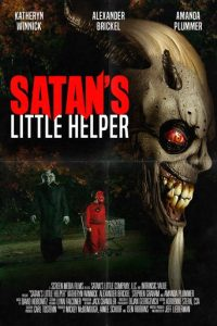"Poster for the movie ""Satan's Little Helper"""