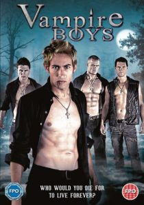 "Poster for the movie ""Vampire Boys"""