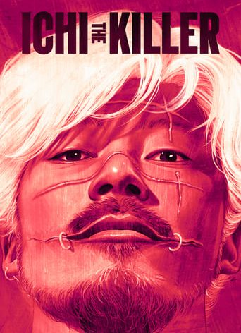 """Poster for the movie """"Ichi the Killer"""""""
