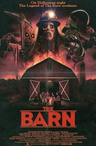 "Poster for the movie ""The Barn"""
