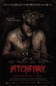 "Poster for the movie ""Pitchfork"""