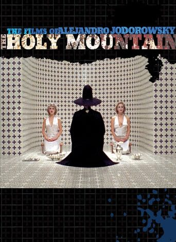 "Poster for the movie ""The Holy Mountain"""
