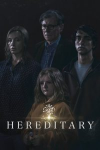 "Poster for the movie ""Hereditary"""