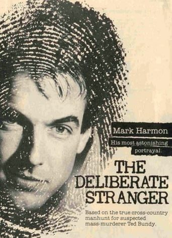 "Poster for the movie ""The Deliberate Stranger"""