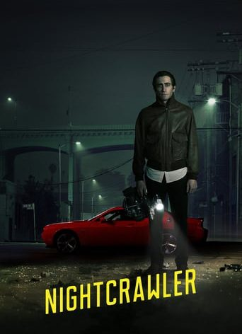 "Poster for the movie ""Nightcrawler"""