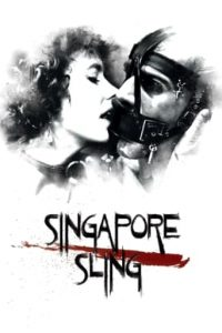 """Poster for the movie """"Singapore Sling"""""""