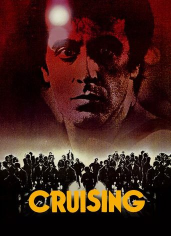 "Poster for the movie ""Cruising"""