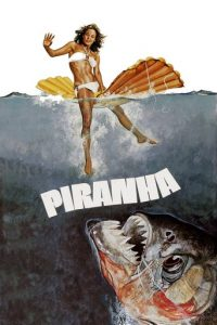 "Poster for the movie ""Piranha"""