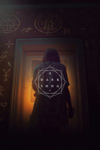"""Poster for the movie """"A Dark Song"""""""