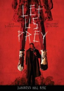 "Poster for the movie ""Let Us Prey"""