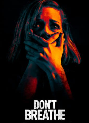 """Poster for the movie """"Don't Breathe"""""""