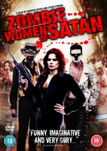 "Poster for the movie ""Zombie Women of Satan"""