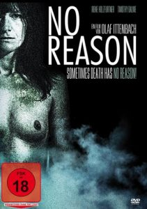 """Poster for the movie """"No Reason"""""""