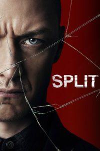 "Poster for the movie ""Split"""