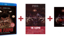 Scream Team Releasing to release a 80's homage slasher film The Sleeper!!