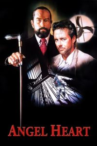 "Poster for the movie ""Angel Heart"""