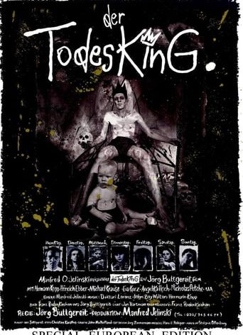 """Poster for the movie """"The Death King"""""""