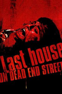"Poster for the movie ""The Last House on Dead End Street"""