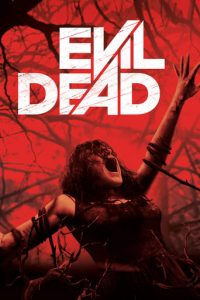 "Poster for the movie ""Evil Dead"""