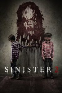"""Poster for the movie """"Sinister 2"""""""