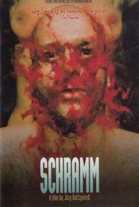 "Poster for the movie ""Schramm"""