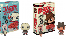 Freddy and Jason cereals coming this month!!