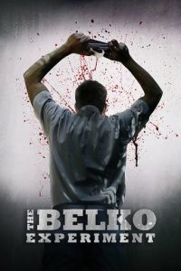 "Poster for the movie ""The Belko Experiment"""