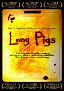 "Poster for the movie ""Long Pigs"""