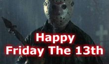 Happy Friday the 13th, Check out some great Jason shorts!!