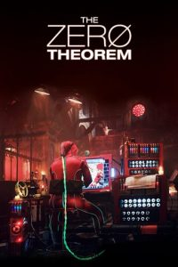 "Poster for the movie ""The Zero Theorem"""