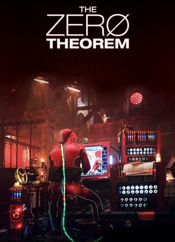 """Poster for the movie """"The Zero Theorem"""""""