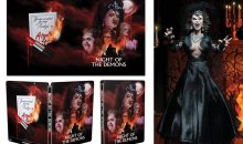 New Night of the Demons Steelbook with a Angela figure!!