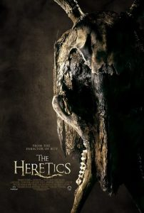 "Poster for the movie ""The Heretics"""