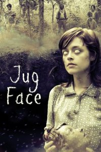 "Poster for the movie ""Jug Face"""