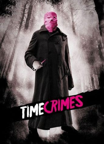 "Poster for the movie ""Timecrimes"""