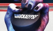 Ahockalypse has zombies and hockey, my kind of movie!!