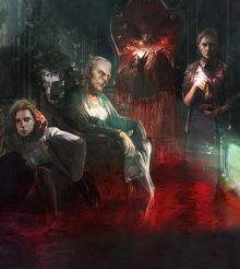 Remothered: Tormented Fathers horror game review by Oki Covarrubias!!