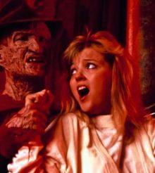 Women of Horror: Tuesday Knight (Nightmare on Elm Street 4)!!