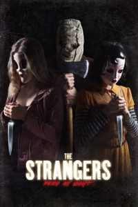 "Poster for the movie ""The Strangers: Prey at Night"""