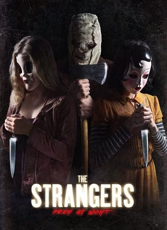 """Poster for the movie """"The Strangers: Prey at Night"""""""
