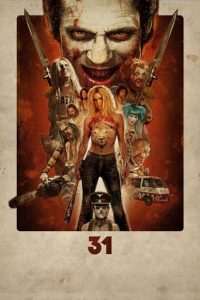 "Poster for the movie ""31"""