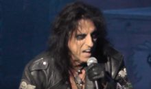 New Alice Cooper EP + New Setlist – On Tour Now!!