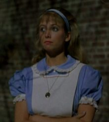 Women of Horror: Cathy Podewell (Night of the Demons)!!
