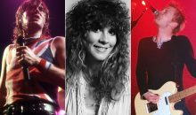 Rock and Roll Hall of Fame lead nominees are Stevie Nicks, Def Leppard, and Radiohead!!