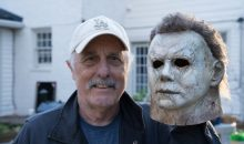 Nick Castle talks putting on Michael Myers mask one last time!!